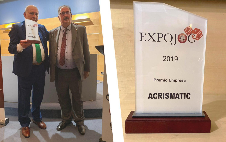 premio expojoc mejor empresa 2019