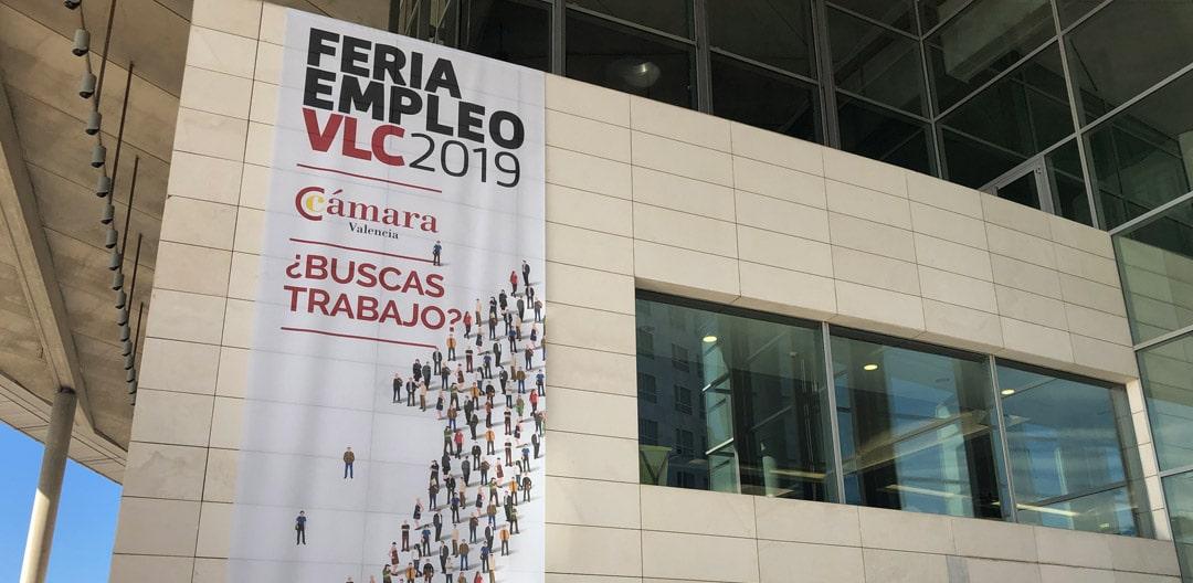 Grupo-Acrismatic-en-la-Feria-de-Empleo-2019